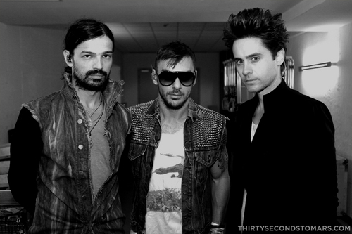 30 Seconds to Mars in Innsbruck