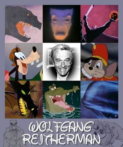 Walt Disney Animators - Wolfgang Reitherman