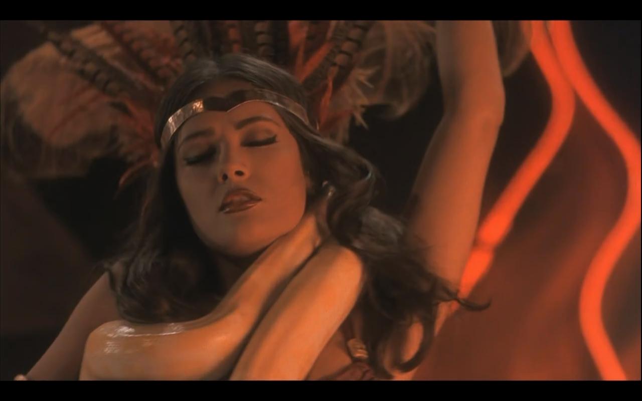 From Dusk Till Dawn Screencaps Salma Hayek Image 23065008