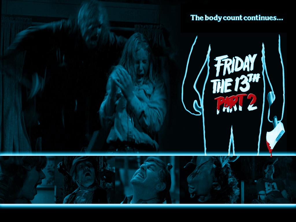 Friday The 13th Part 2 Jason Voorhees Wallpaper 23039062 Fanpop