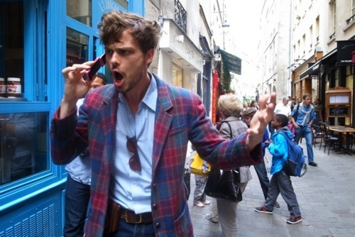 MGG'S French alter ego