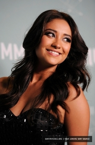 Shay Mitchell @ 2011 MuchMusic Video Awards