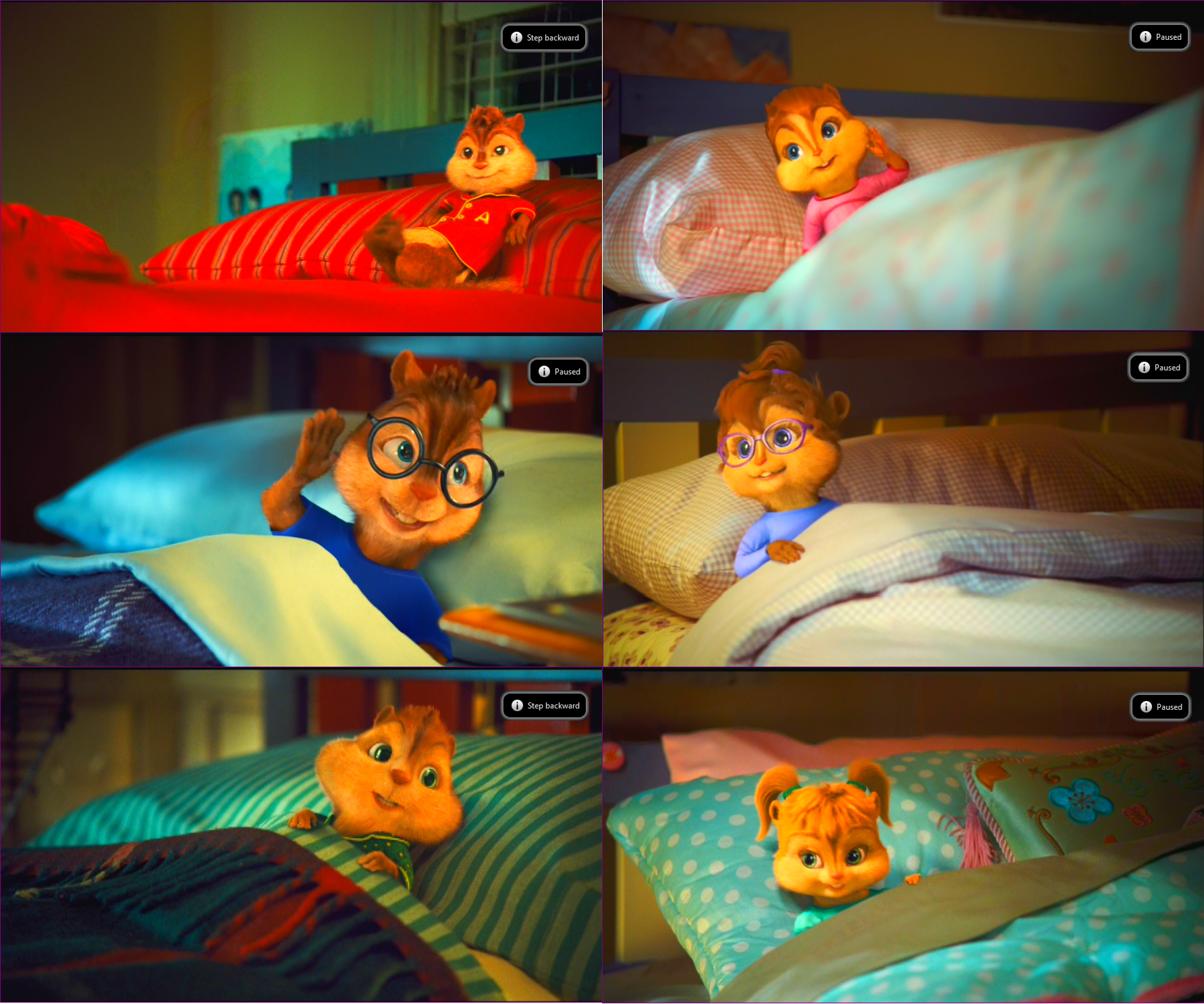 Alvin And The Chipmunks Alvin And Brittany bedtime - alvin and the chipmunks 2 photo (23196478) - fanpop
