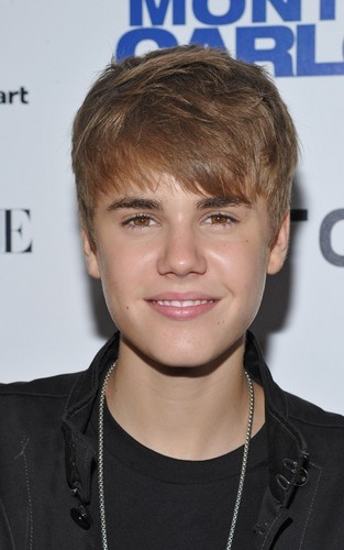 Justin Bieber at the Monte Carlo premiere :)