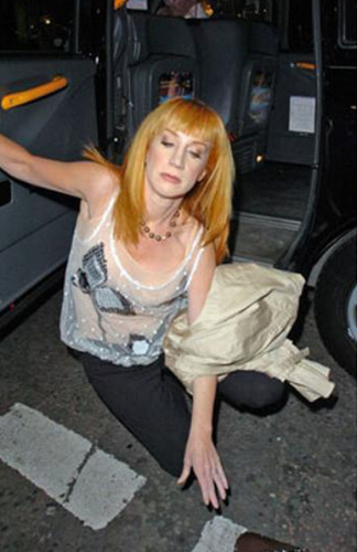 Kathy Griffin British фото Op 3
