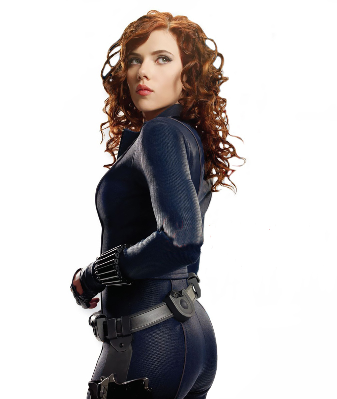Natasha Romanoff Butt