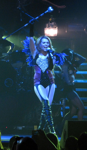 Performs At Brisbane Entertainment Centre In Brisbane, Australia 21 06 11