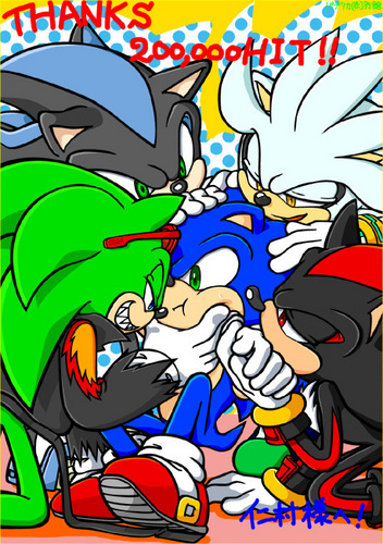 Sonic Hedgies~