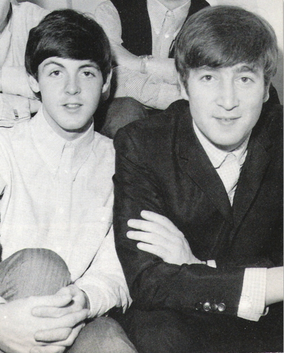 young Paul and John