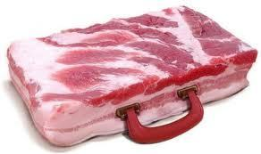 bacon briefcase, mkoba