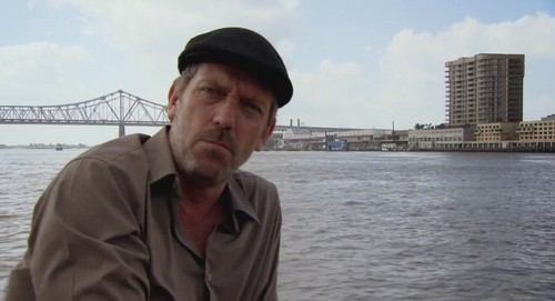 Hugh Laurie- fotografia Down por The River - Blues Documentary