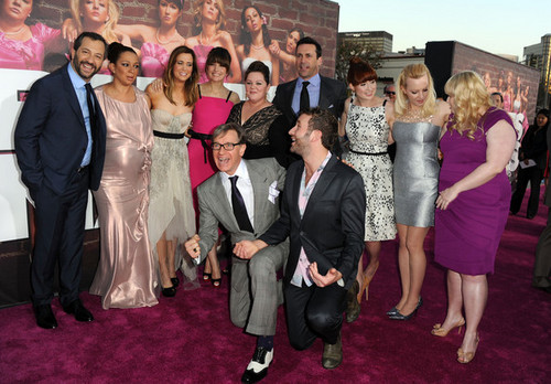"Premiere Of Universal Pictures' ""Bridesmaids"""