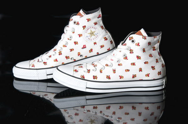 SHOES FOR SUPER MARIO BROTHERS FANS