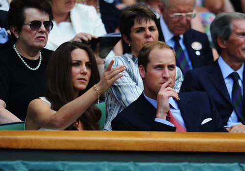 Prince William Photos Photos: The Championships