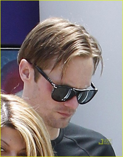 Alexander Skarsgard: 'Completely Different Side of Eric'