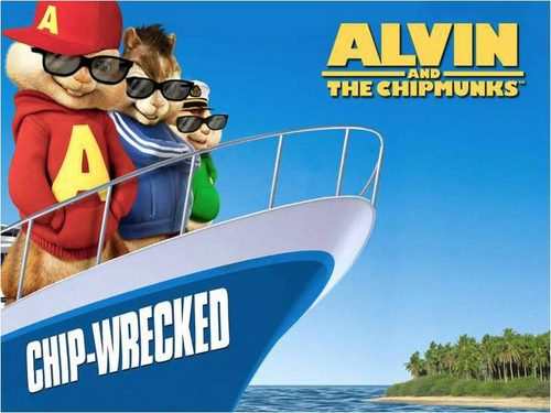 Alvin and the chipmunks 3:chip-whrecked