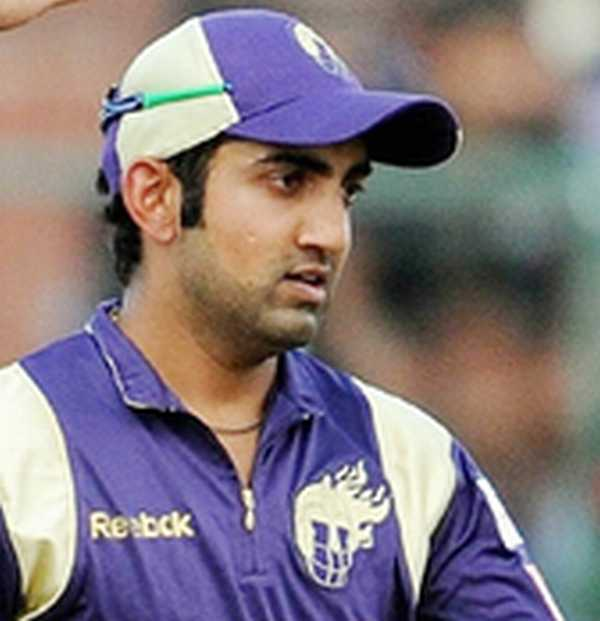 Gauti has be axed from the first two tests. Courtesy: fanpop