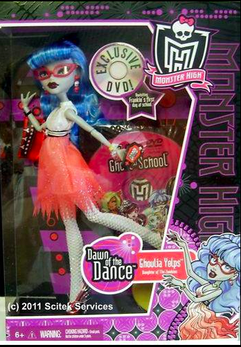 Ghoulia Yelps Dawn of the Dance Doll