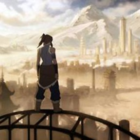 Korra first look
