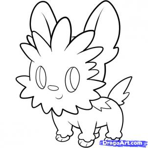 Lillipup Drawing