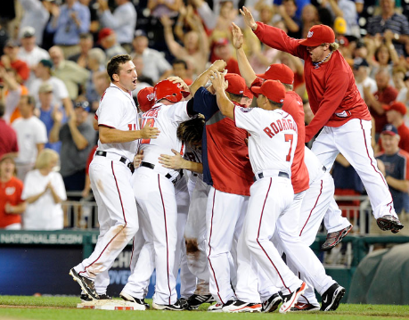 Nationals Walk Off