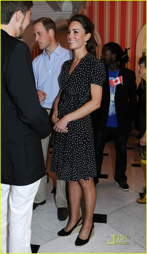 Prince William & Kate: Youth Reception in Ottawa