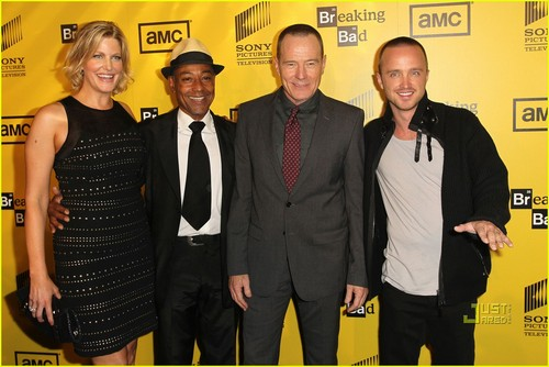 Season 4 premiere of Breaking Bad
