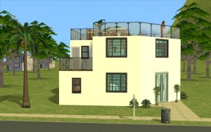 The Sims 2 Homes