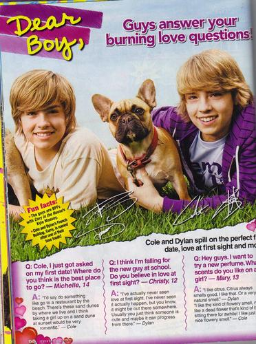 Cole & Dylan Sprouse #1