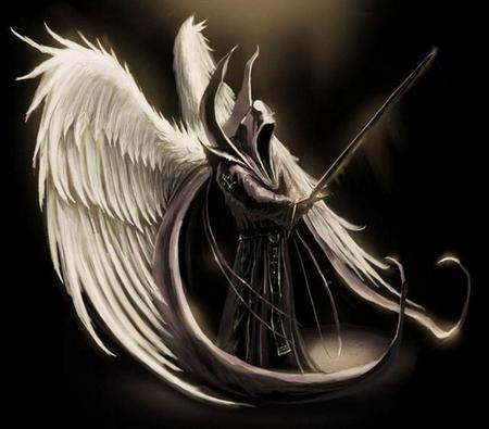 Fantasy Dark Angel