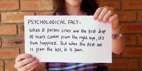 Psychological Fact - Tears