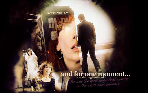 The Doctor and Donna ; Journey's End
