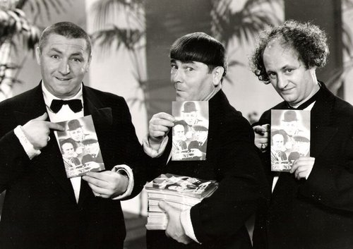 Three Stooges Wallpapers