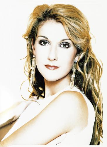 Celine Dion - Michel Marizy Photoshoot 2002