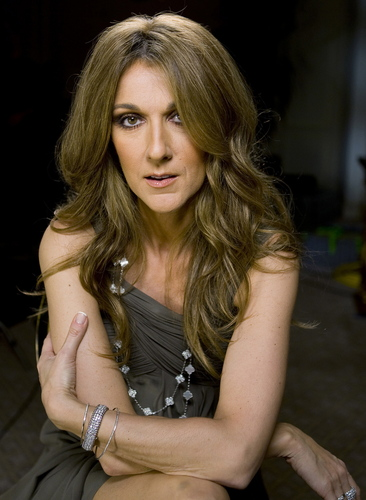 Celine Dion - Paul Chiasson Photoshoot 2007