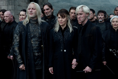 DH part 2 Death Eater pictures