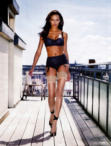 Selita Ebanks – FHM UK Magazine (August 2011)