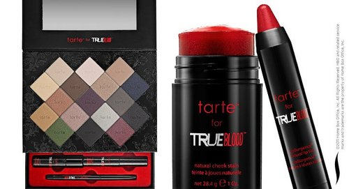 True Blood themed make-up by Tarte at Sephora