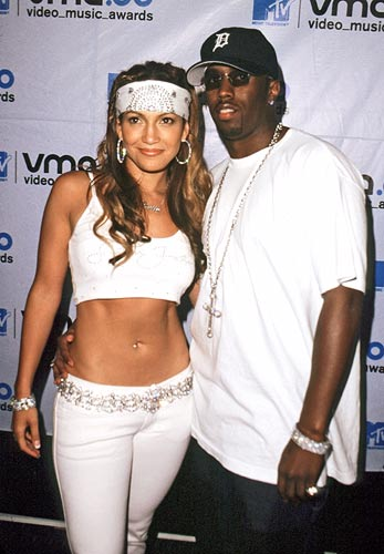 엠티비 vma 2000 - jennifer lopez & puff daddy
