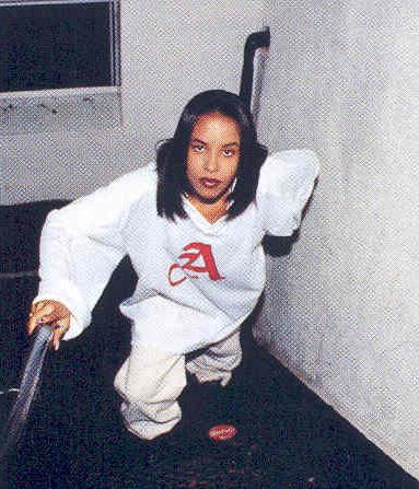 Aaliyah's 16th Birthday Party