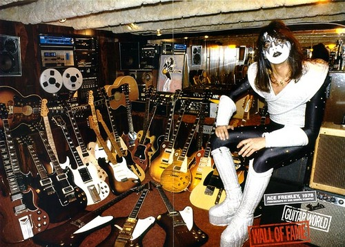 Ace ~ Guitar collection