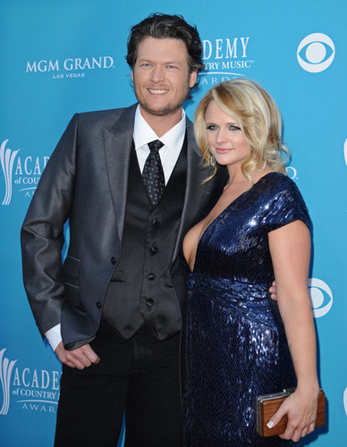 Blake Shelton - 45th Annual Academy Of Country Musik Awards - Arrivals
