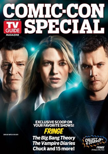 Comic-Con - TV Guide 2011 Covers - Fringe