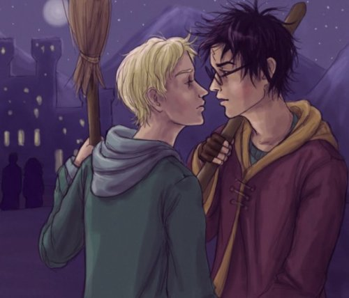Drarry - shabiki Art