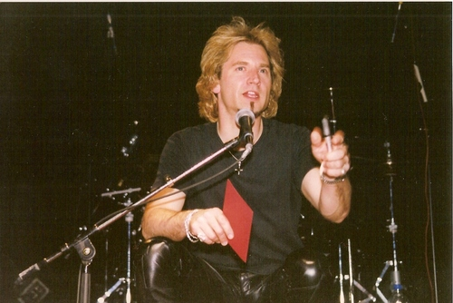 Eric Singer kiss expo 1998 Finland