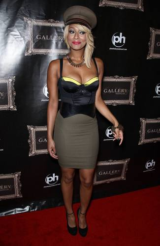 Keri Hilson At Gallery Nightclub In Las Vegas 09 07 2011