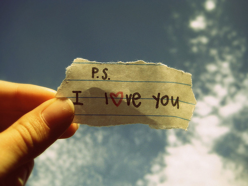 P.S. I Love You | ♥
