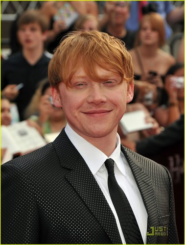 Rupert Grint: 'Harry Potter' NYC Premiere!