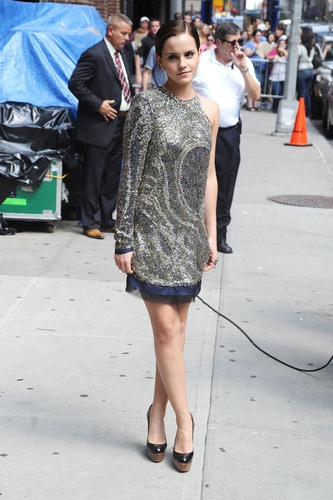 2011: Late ipakita With David Letterman HQ