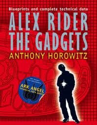 Alex Rider the Gadgets